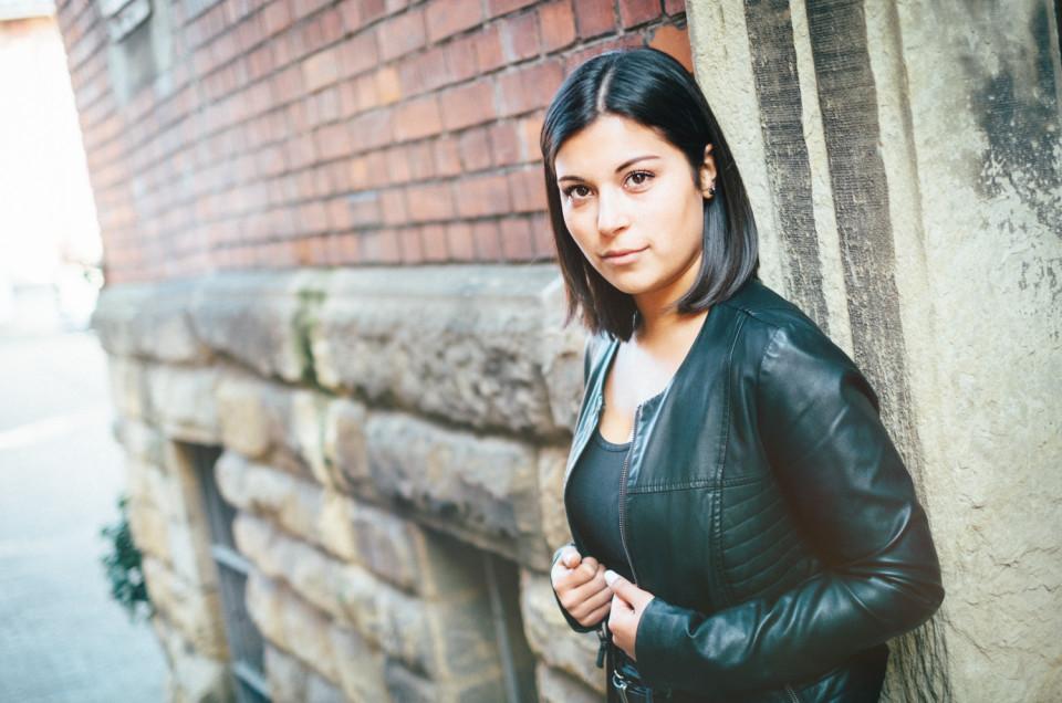 Fotoshooting mit Rani in Ludwigsburg