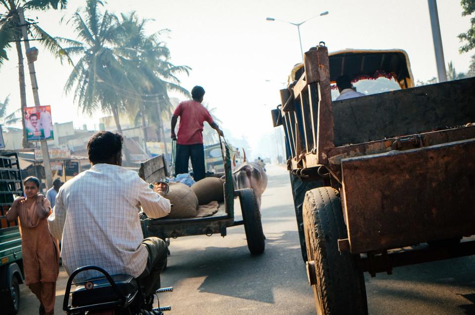 Indien 2012