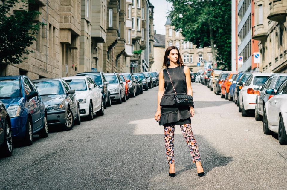 Fotoshooting mit Laetitia in Stuttgart